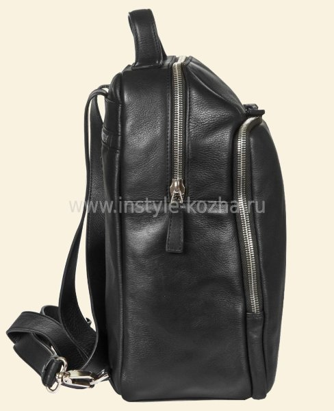 Рюкзак Gianni Conti GC-2177, натуральная кожа, недорого купить в Москве. ad22f2ee690